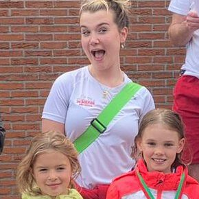 schoonspringen trainer Megan Baird